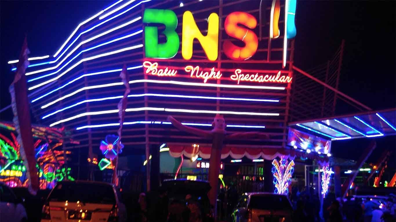 5 Objek Wisata Malam Favorit Di Kota Malang