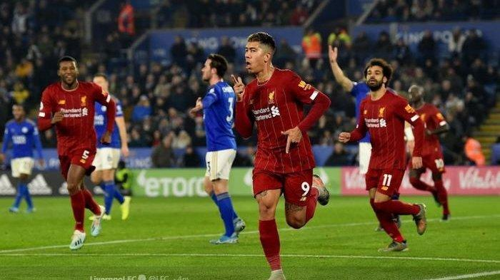 Menang 3 0 Atas Leicester City Liverpool Tempel Ketat Tottenham Di Puncak Klasemen